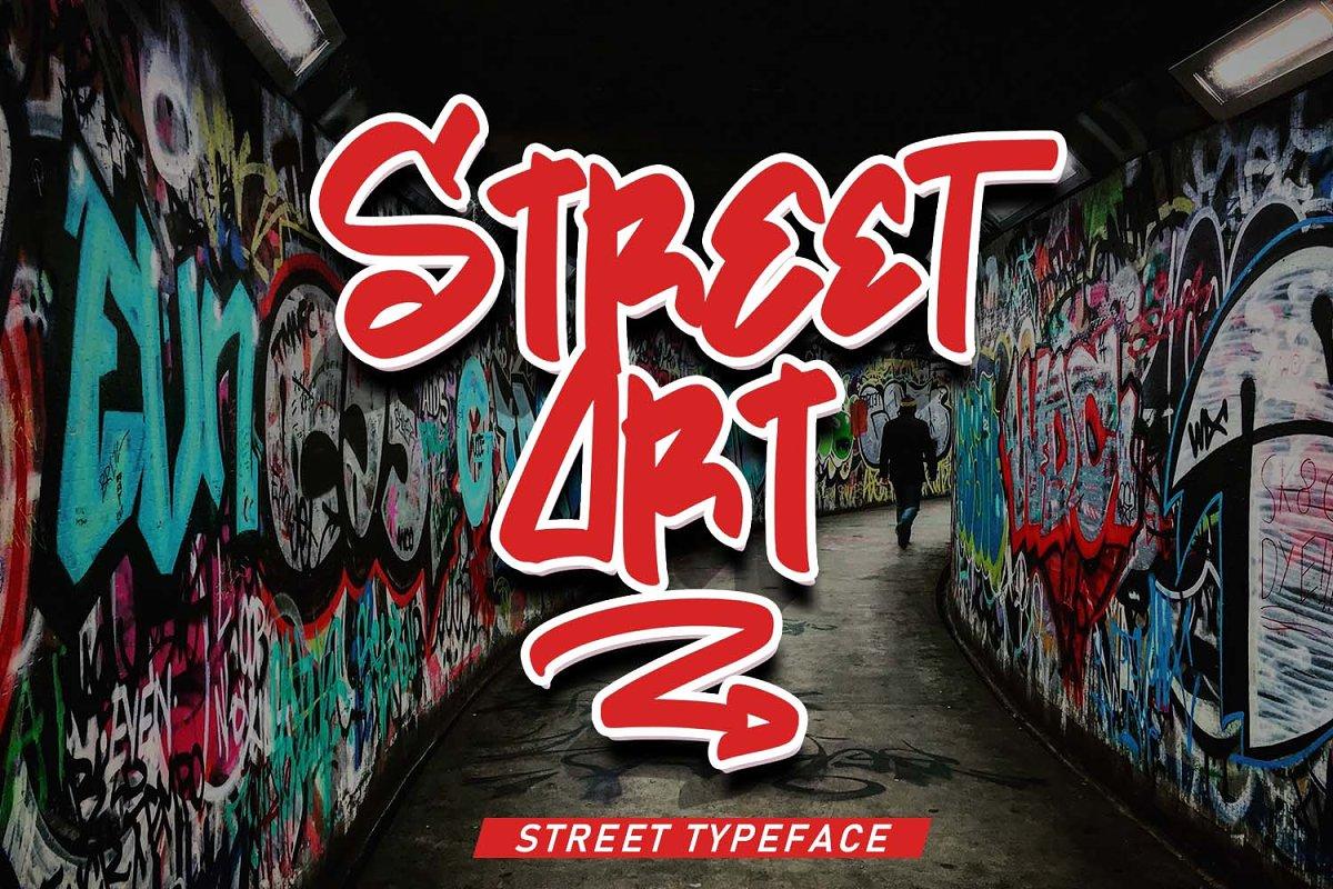 Street Art | Street Typeface