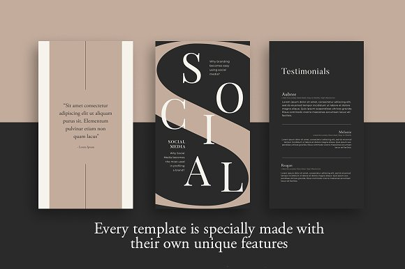 Lead Marketing Bundle   Canva & PS in Instagram Templates - product preview 17
