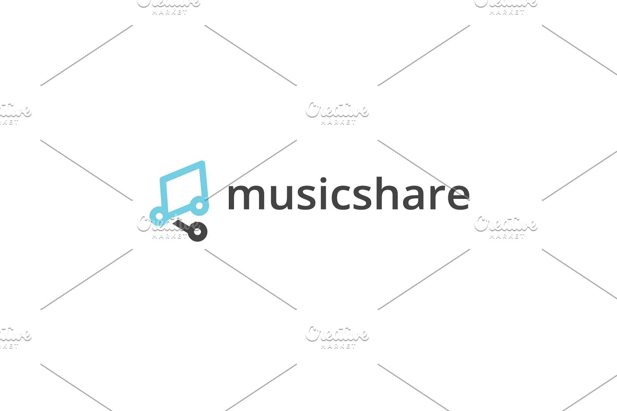 music share logo