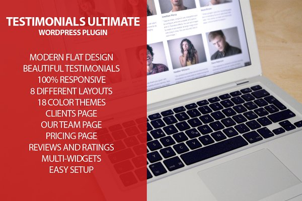 WordPress Plugins: WPICODE - Testimonials Ultimate