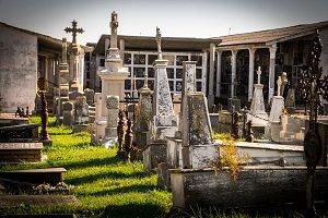 Cemetery #01