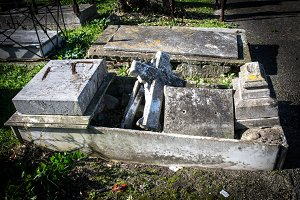 Cemetery #05