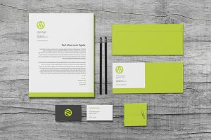 Algorithm - Stationery Set