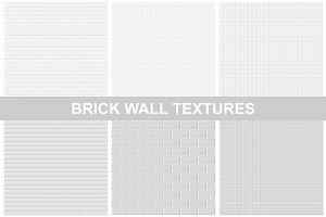 Collection of brick seamless texture