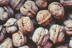 Walnuts pattern.