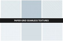 Paper grid textures - seamless.