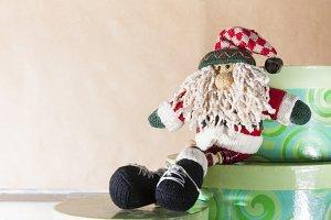 Santa claur rustic