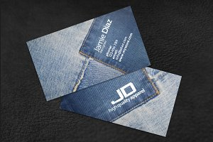 Jeans Card 2