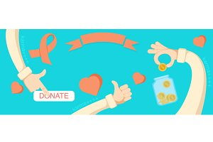 Giving hands charities online