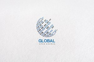 Premium Global Telcom Logo Templates