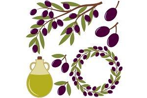 Olives Set