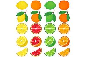 Citrus Set