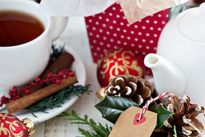 Food gifts for Christmas