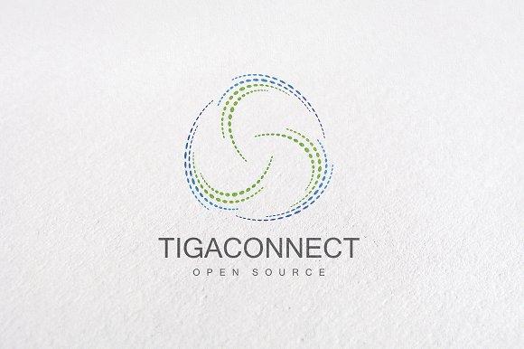 Premium Triple Circle Logo Templates