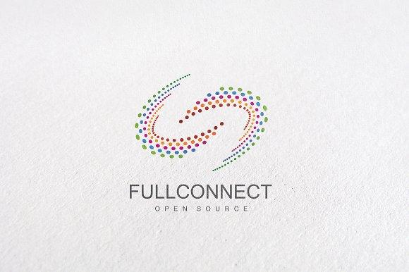 Premium Connect S Logo Templates
