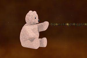FCPX Template: Teddy Bear