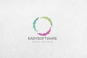 Premium Software Logo Templates
