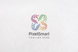 Premium Pixel Smart Logo Templates