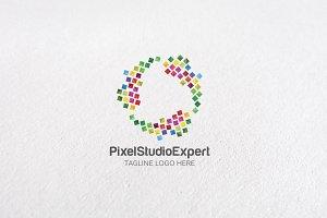 Premium Pixel Studio Logo Templates