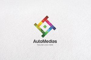 Premium Auto Media Logo Templates