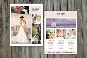 Wedding Photography Price List-V136