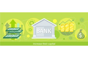 Bank as Traditional Investor
