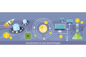 Investments in New Technologies