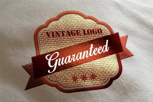 Guaranteed Vintage Logo