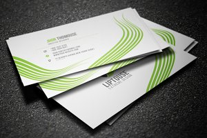 Simple Cerative Business Card