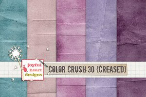 Color Crush 30 {creased}