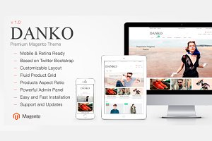 Danko - Multipurpose Magento Theme