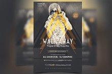 Walk Away - PSD Flyer