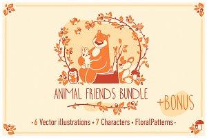 Animal Friends Bundle