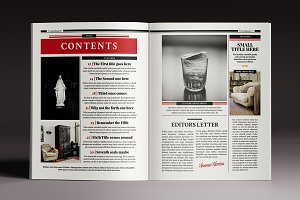 The Standing Magazine