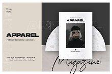 Apparel Fashion Editorial Lookbook