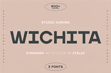 Wichita – Display Sans Serif Font