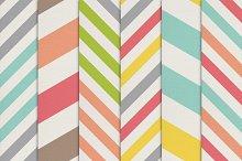 An Epic Year-Jan. {clean stripes}
