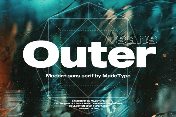 Modern Font Bundle | 95% Off in Display Fonts - product preview 9