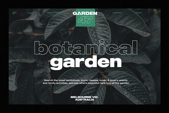 Modern Font Bundle | 95% Off in Display Fonts - product preview 12