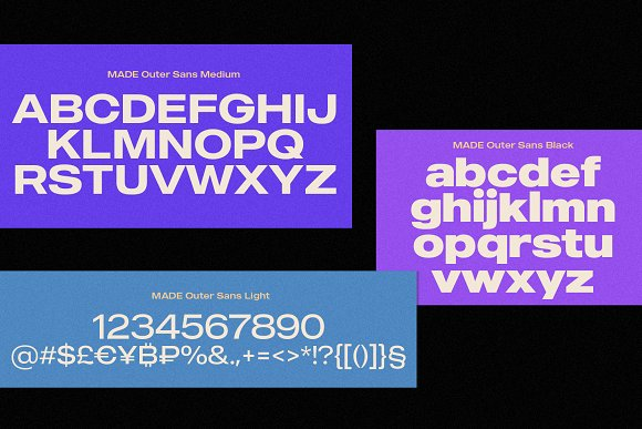 Modern Font Bundle | 95% Off in Display Fonts - product preview 15