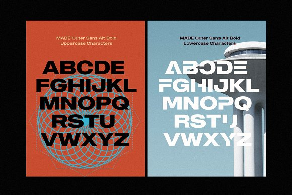 Modern Font Bundle | 95% Off in Display Fonts - product preview 16