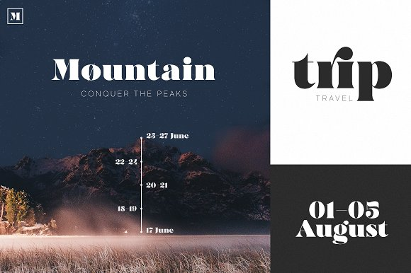 Modern Font Bundle | 95% Off in Display Fonts - product preview 34