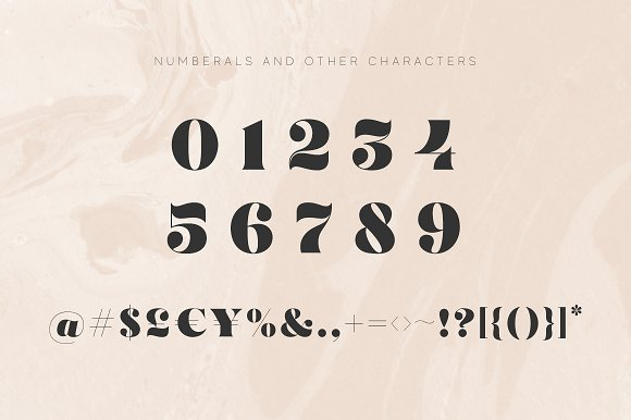 Modern Font Bundle | 95% Off in Display Fonts - product preview 39