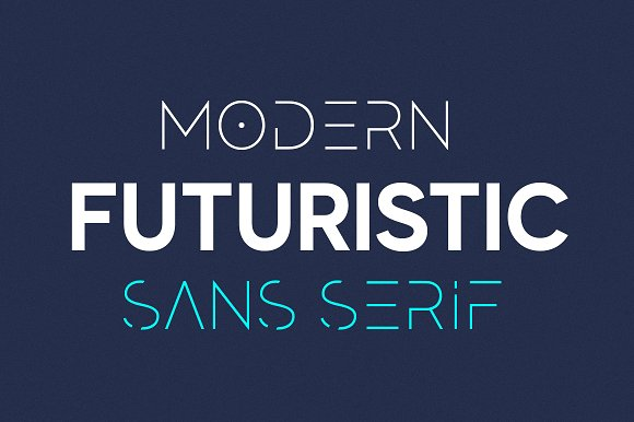 Modern Font Bundle | 95% Off in Display Fonts - product preview 62