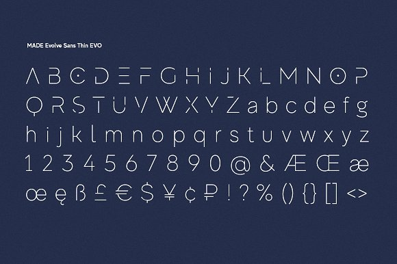 Modern Font Bundle | 95% Off in Display Fonts - product preview 64