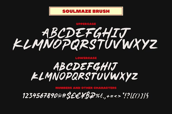 Modern Font Bundle | 95% Off in Display Fonts - product preview 83