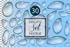 30 Drops set.
