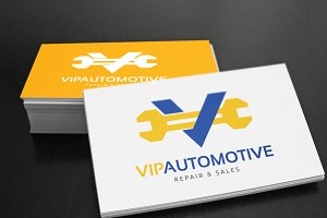 VIP Automotive Logo