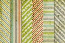 An Epic Year-Jan. {dirty stripes}
