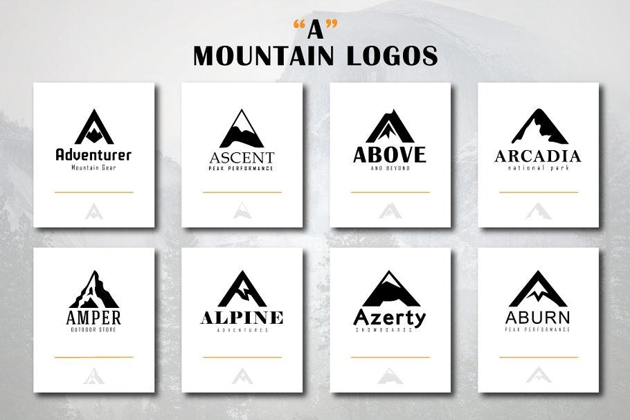 550f485d26 Mountain Logos